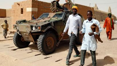 France is not responsible for civilian deaths in Mali strikes – Defense Ministry