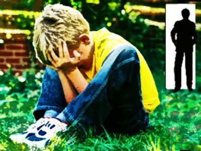 Man revenge rapes son's rapist
