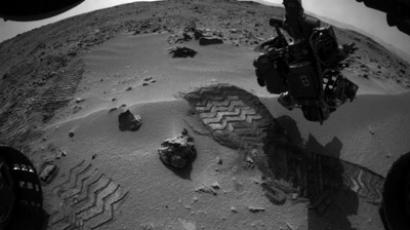 Image from Facebook/MarsCuriosity