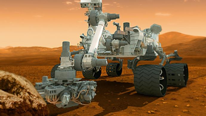 mars landing today news - photo #25