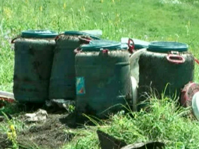 Massive explosives hideout discovered in North Caucasus (PHOTOS)