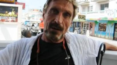 McAfee's macabre media circus continues as antivirus inventor flees to Guatemala