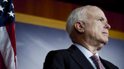 U.S. Sen. John McCain (Pete Marovich / Getty Images / AFP)