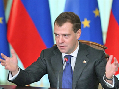 Medvedev calls for investigation of Israeli raid on Gaza aid ships