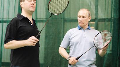 Badminton serves its way into Russian schools