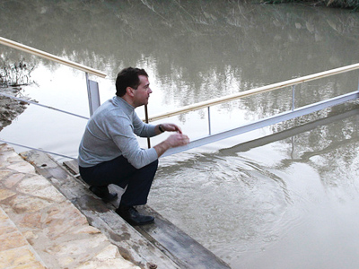 Medvedev stepped into the same river thrice