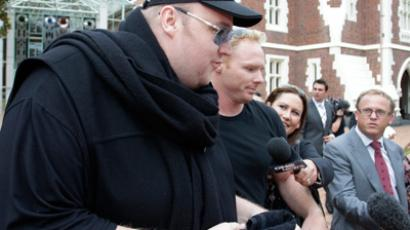 Megaupload founder Kim Dotcom (Reuters / Stringer New Zealand)