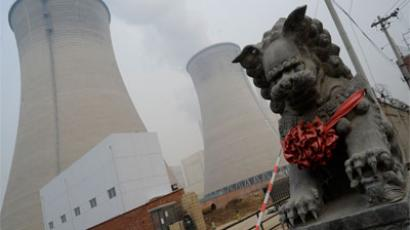 Air pollution champion: China burns nearly half coal used worldwide
