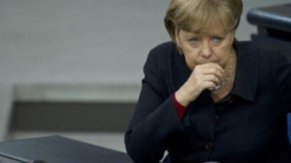 Angela Merkel (AFP Photo / John Macdougall)