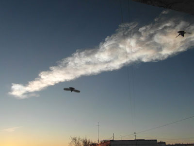 'Largest since Tunguska': Chelyabinsk meteorite may take second place for size in over a century