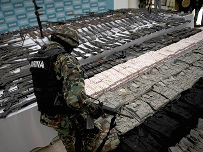 Drug kingpin in Mexico's Zeta Cartel arrested