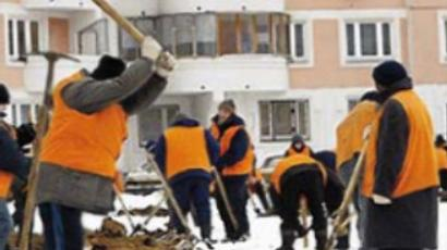 Unqualified workers stain Russian construction industry