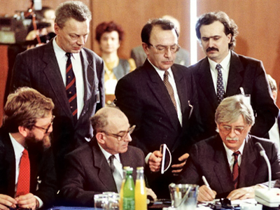 Twenty years since anti-NATO disarmed