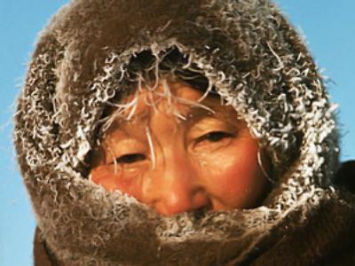 Minus 70 degree frost hits Yakutia