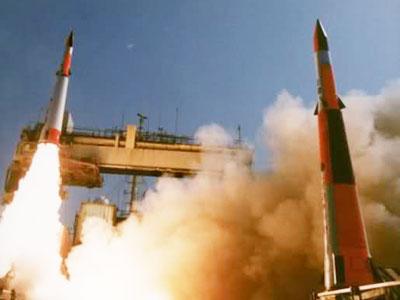 Jericho ballistic missiles