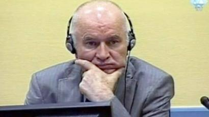 Mladic allowed meeting with family as pension fund unfrozen