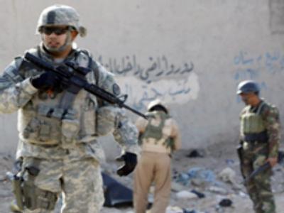 AFP Photo / Ali Al-Saadi