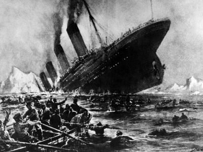 Utter lunacy!  Scientists claim moon sank the Titanic