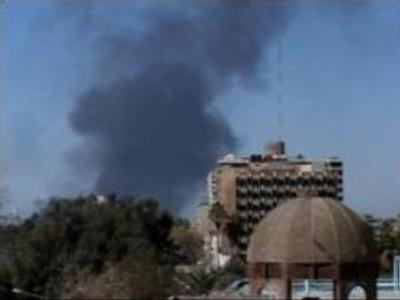 More blasts in Baghdad