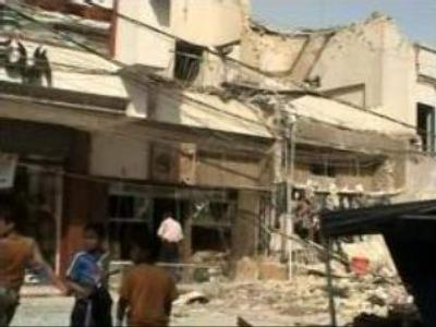 Mortar rounds in Baghdad take 6 lives