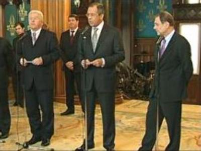 Moscow hosts meeting of EU Troika