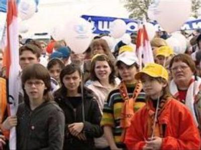 Moscow joins Global Walk against hunger