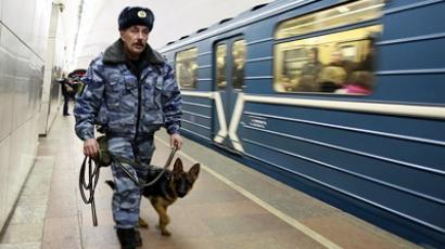 Russians remain fearless a year on from Moscow Metro bombing