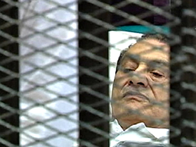 """Keep your head up Mubarak!"" – Egypt trial in photos and details"