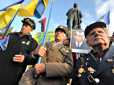 Murky depths of Ukrainian nationalism