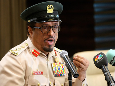 Dubai top cop warns of Islamists 'plot' against Gulf govts