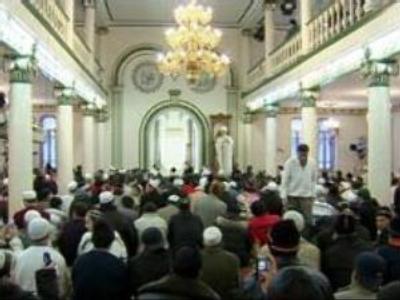 Muslims celebrate Eid ul Adha also known as Kurban Bairam