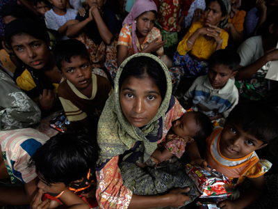 UN: More than 20,000 displaced in new surge of Myanmar sectarian violence (PHOTOS)