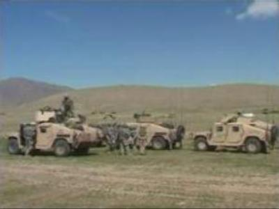 NATO and Afghan troops continue joint military operation