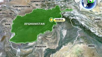 NATO base blast: up to 70 injured in Afghanistan
