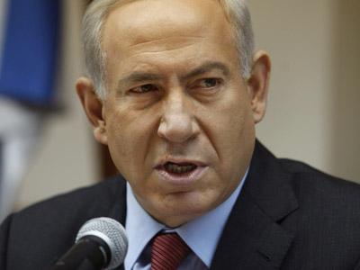 Israel's Prime Minister Benjamin Netanyahu (Reuters/Gali Tibbon/Pool)