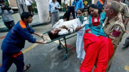 Miraculous survivals as death toll in Mumbai building collapse climbs to over 70 (PHOTOS)