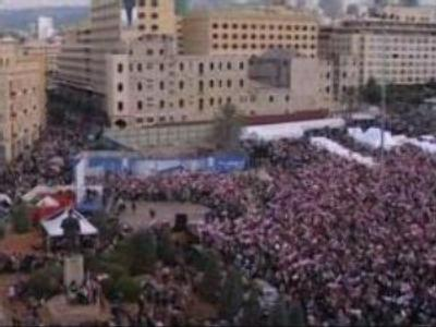 New wave of tension in Lebanon