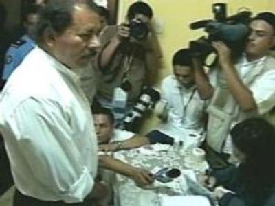 Nicaragua: ex-President returns to power