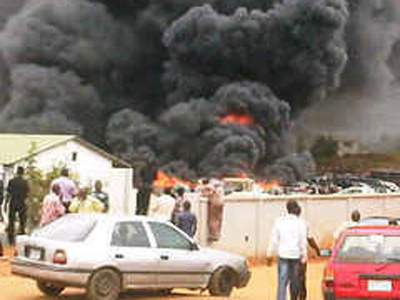 Religious violence claims 52 lives in Nigeria