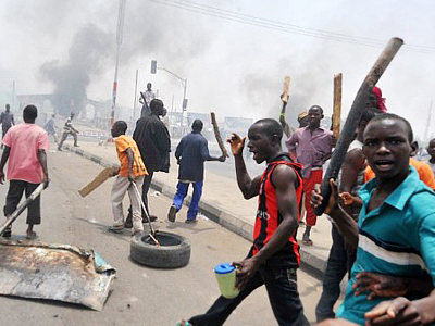 Over 500 killed in post-election clashes in Nigeria