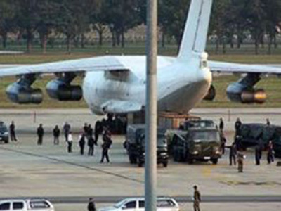 No Thai charges for pilots of gunrunning aircraft