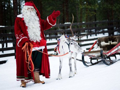 Tracking-all-the-way: NORAD keeps Santa under surveillance
