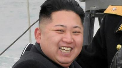 North Korean leader Kim Jong-Un. (Reuters / KCNA KCNA)