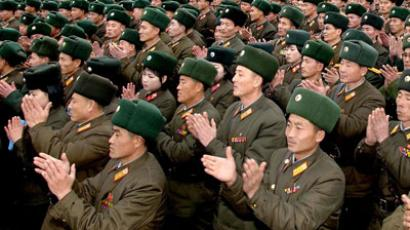 North Korea's army.(AFP Photo / KCNA)