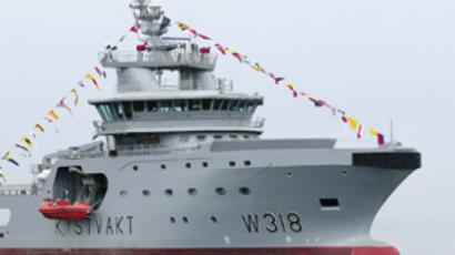 Controversial vessel stuck in financial limbo