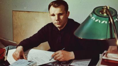 """Gagarin looked just like everyone else"""