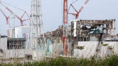 Fukushima Dai-Ichi nuclear power plant in Okuma Town.(AFP Photo / Tomohiro Ohsumi)
