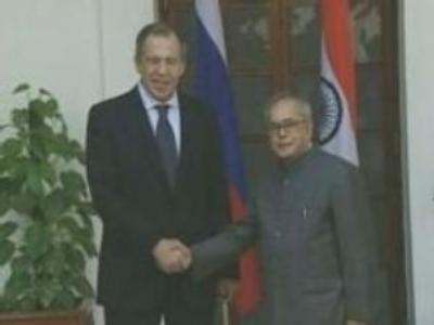 Nuclear plant in prospect as Lavrov met Indian PM