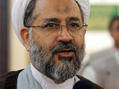 Iranian Intelligence Minister Heidar Moslehi (AFP Photo / Atta Kenare)