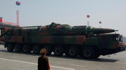 North Korea: A new long-range ballistic  missile (Reuters / Bobby Yip)